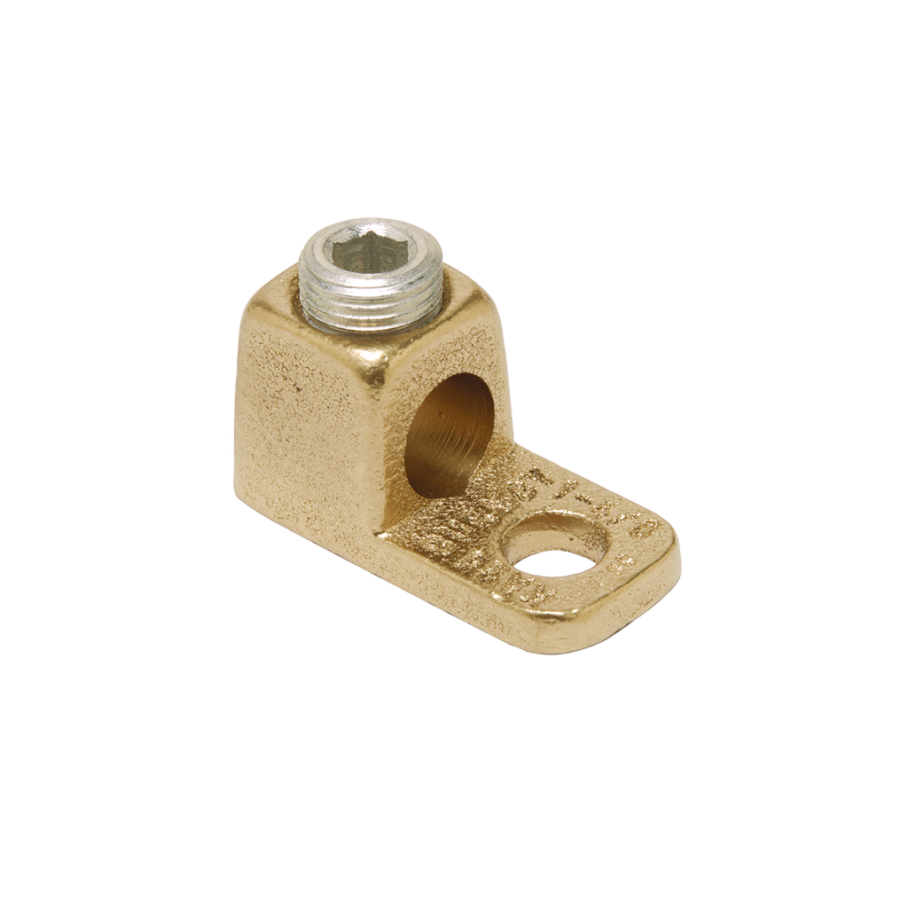 BURNDY KA28 4/0 COPPER 1HOLE TERMINAL LUG