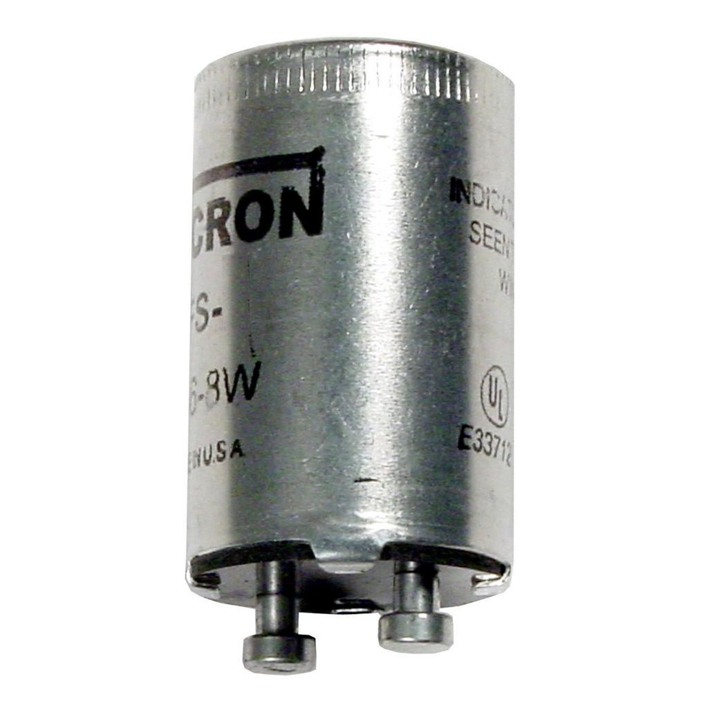 Hubbell Wiring Device-Kellems,FS5,FLUOR STARTER, 4-6-8W