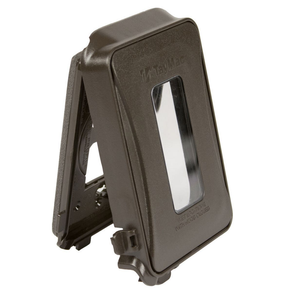 RACO,ML450Z,1G WP EXPANDABLE IN-USE COVER BRONZE