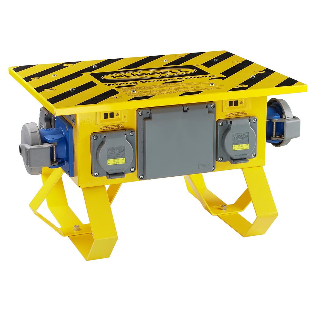 Hubbell Wiring Device-Kellems,SCTL0,SPIDER II BOX, 60A 3PH 120/208V, LKG