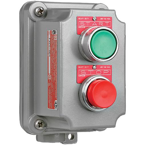 KIL FXCS-0B4 GREEN/RED PUSHBUTTON