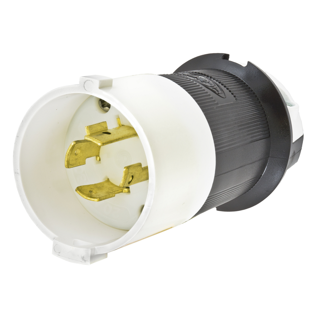 Safety-Shroud Plug