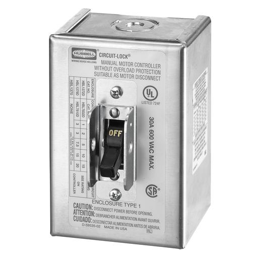 HUBW HBL1379D 30A 600V 3P DISC SW
