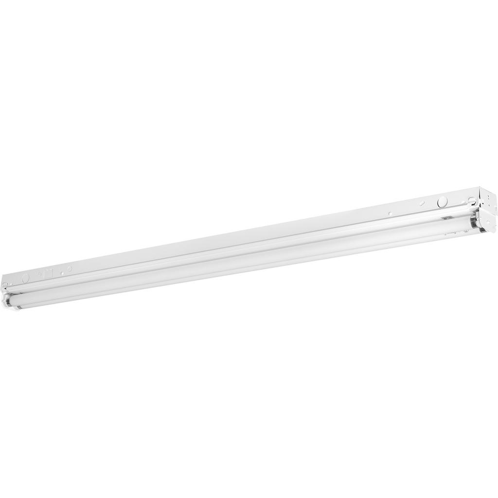 Two-Light 4' Modular Fluorescent Strip Light - P7268-30EB