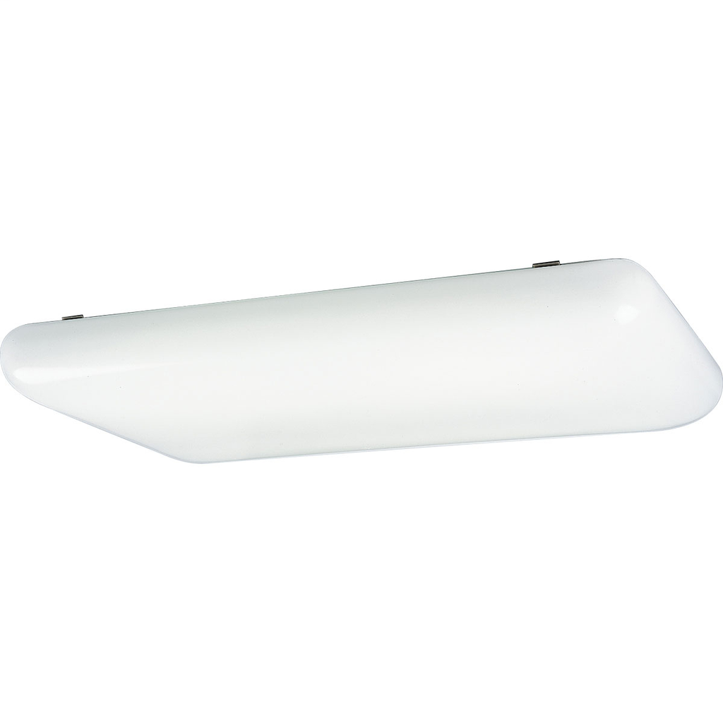 "Four-Light 52"" Fluorescent Linear Cloud - P7280-60EB"