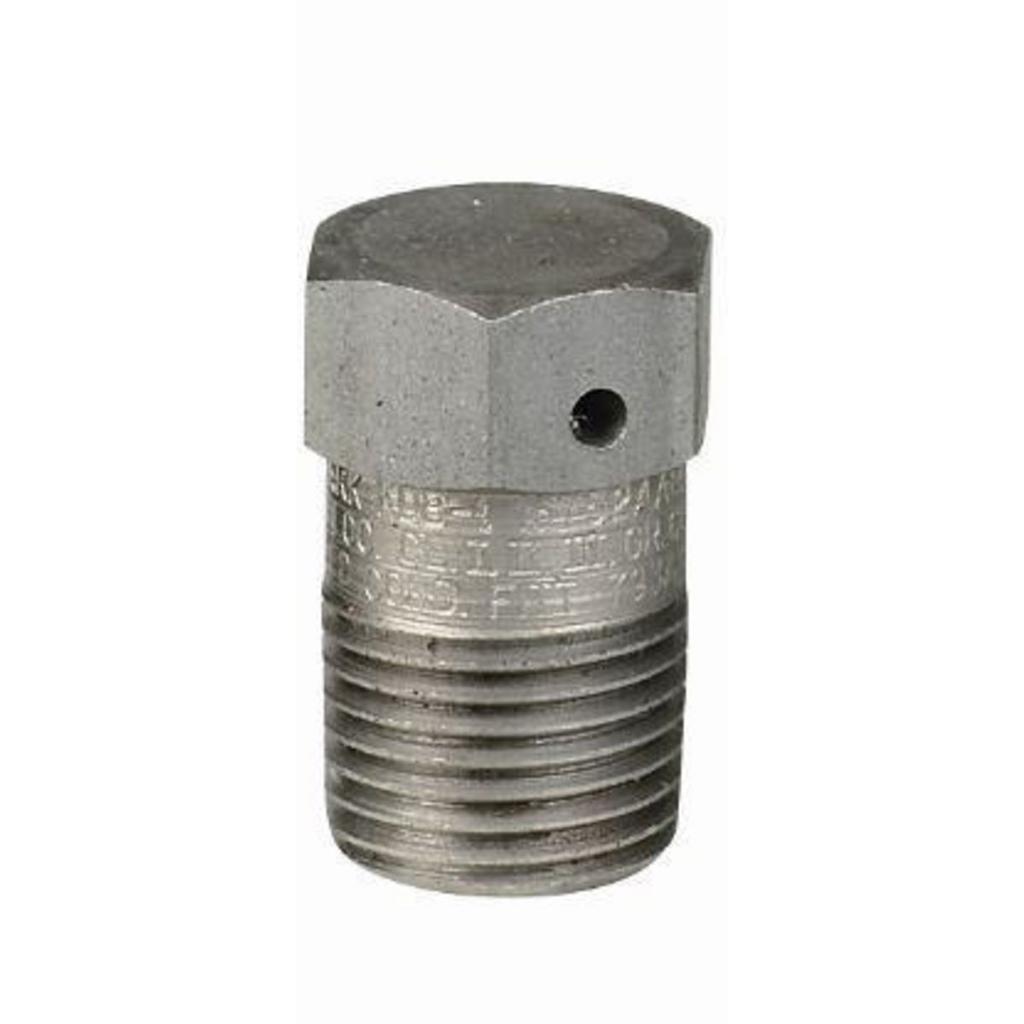 KDB/KB Series - Stainless Steel Drain/Breather - Thread Size 1/2 NPT