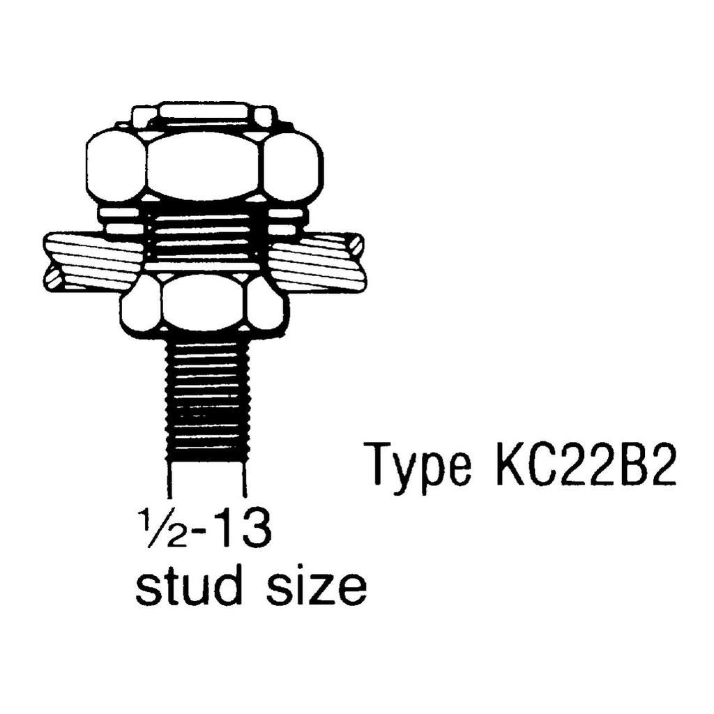 burndy kc22j12t13