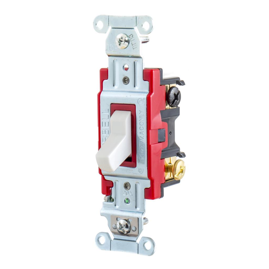 Hubbell-PRO Heavy Duty Industrial Switch