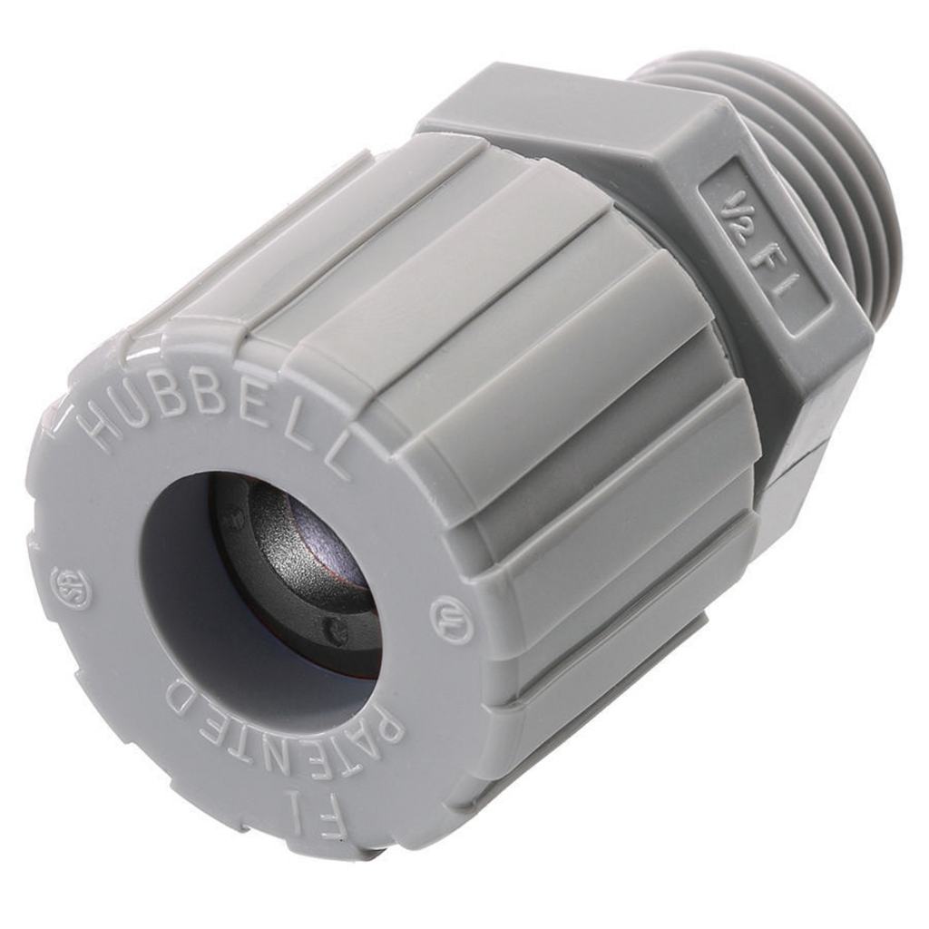 HUB SHC1004CR CORDCON, STR ML, .25-.31