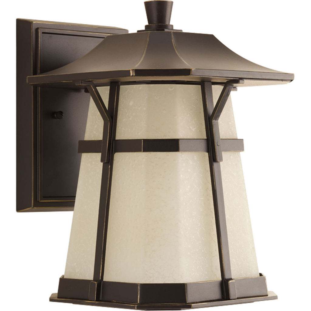 PROG P5750-2030K9 1-9W LED 3000K WALL LANTERN DERBY