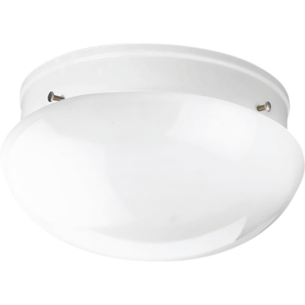 """Two-Light 9-1/2"""" Close-to-Ceiling - P3410-30"""
