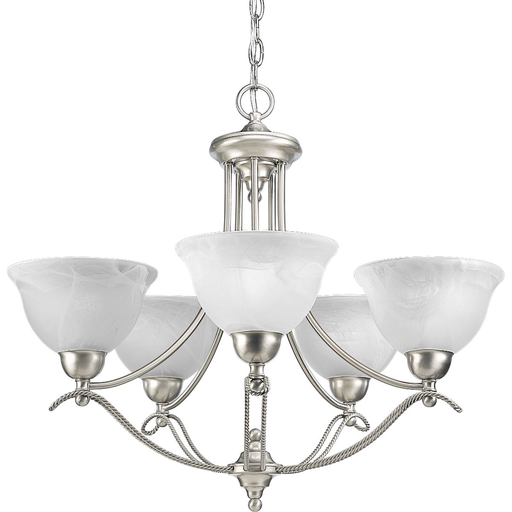 Avalon Collection Five-Light Chandelier - P4068-09