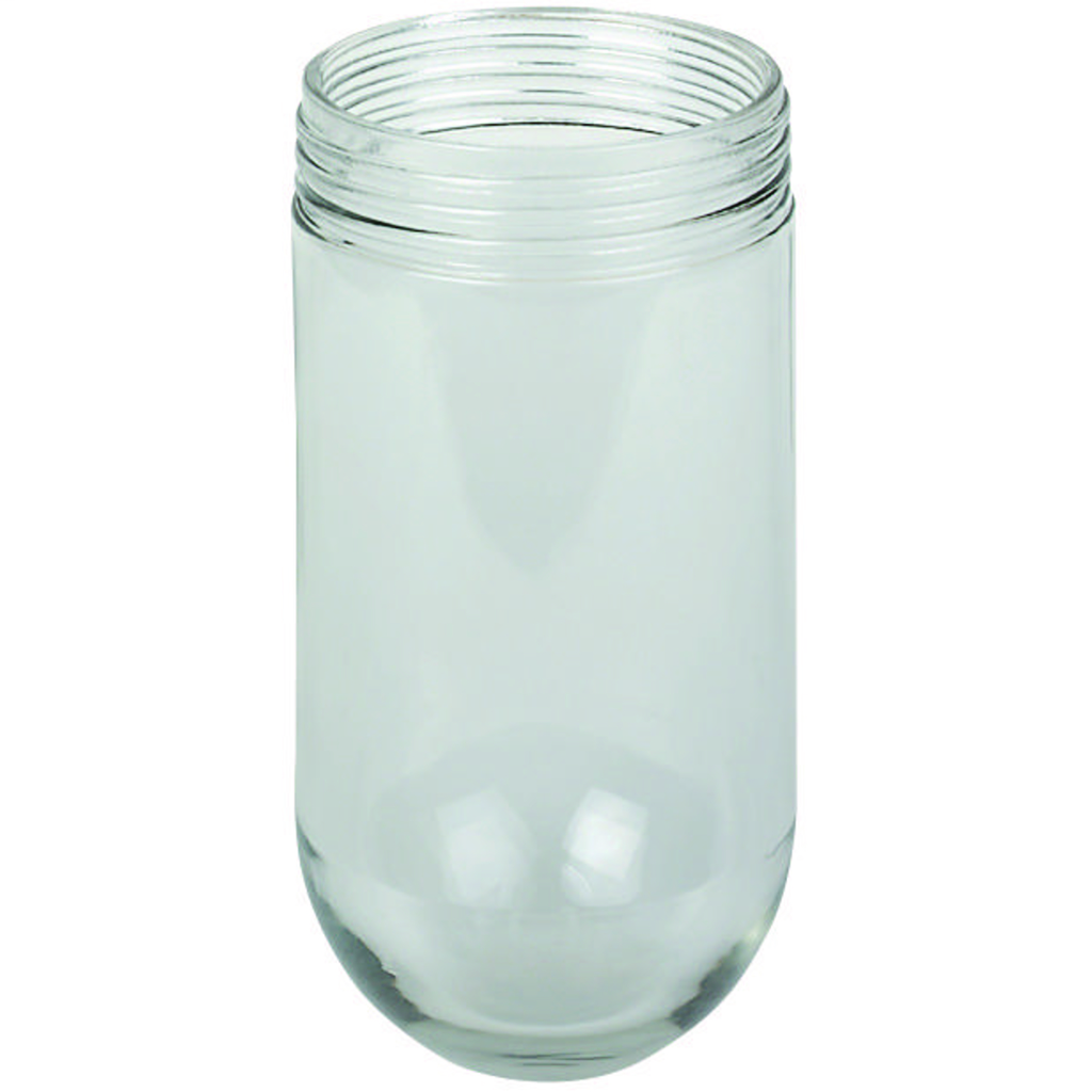 V SERIES - CLEAR GLASS GLOBE - 300 W PS-25 LAMP