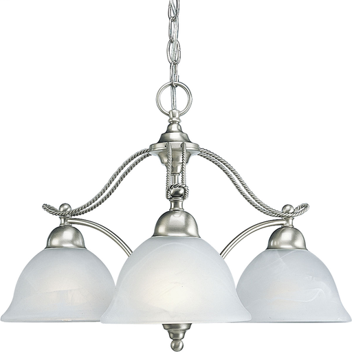 Avalon Collection Three-Light Chandelier - P4070-09