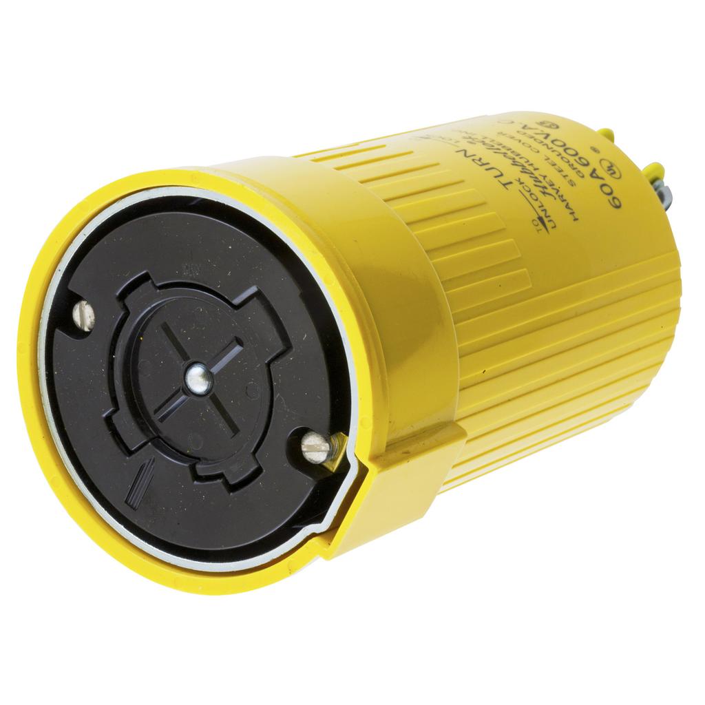 Hubbellock Connector
