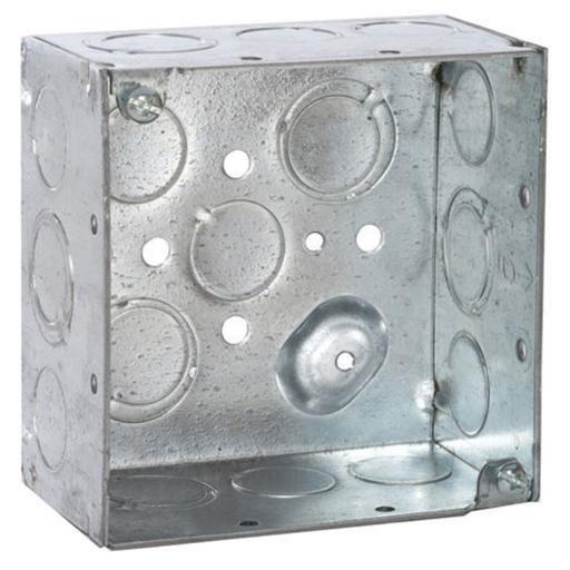"4"" Square Boxes"