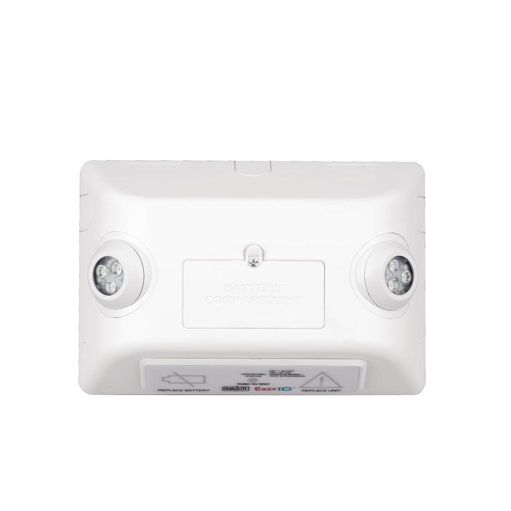 DUAL EVHC12ID-06L LED EMG LT FX