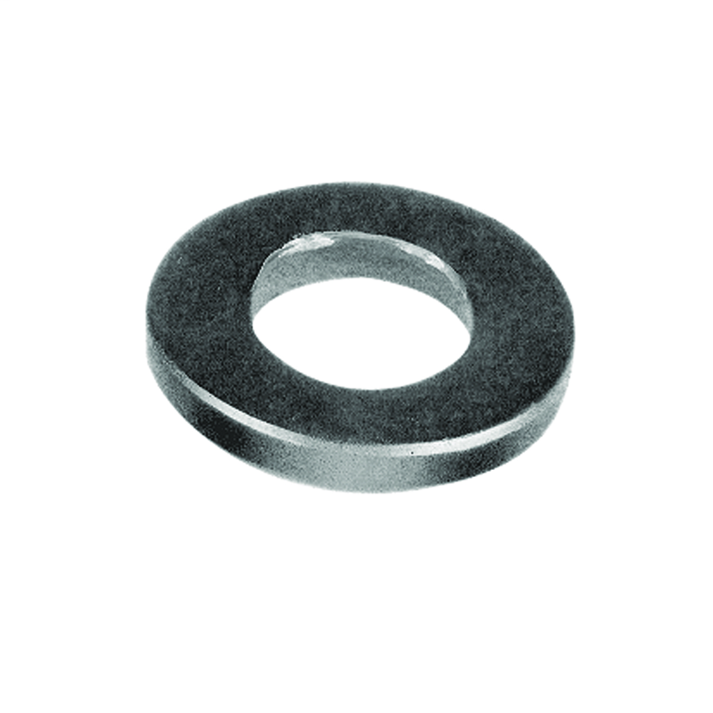 Burndy 38X75BWSS 3/8 Inch Stainless Steel Non-Serrated Belleville Washer