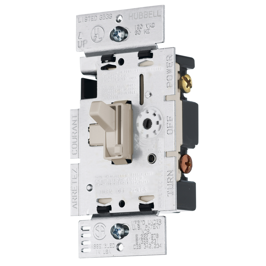 HWDK RAYCL153PLA SP/3-WAY DIMMER CF
