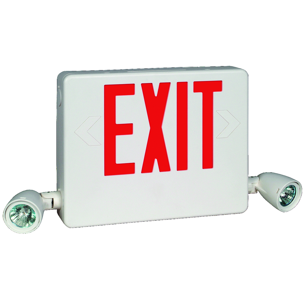 Exit & Message Signs HCXURW-0-RC12