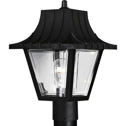 Mansard Collection One-Light Post Lantern