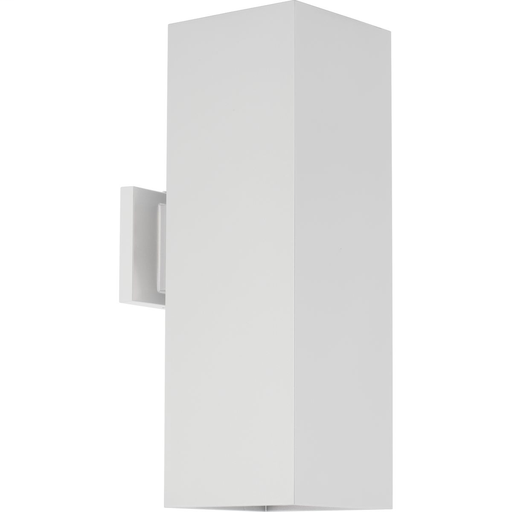"""6"""" Square Two-Light Up/Down Wall Lantern"""