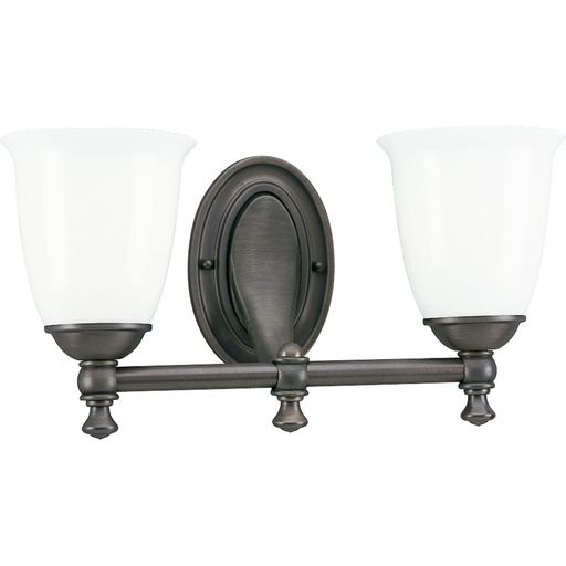 Victorian Collection Two-Light Bath & Vanity