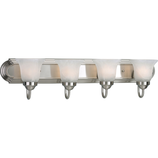 Mayer-Alabaster Glass Four-Light Bath & Vanity-1