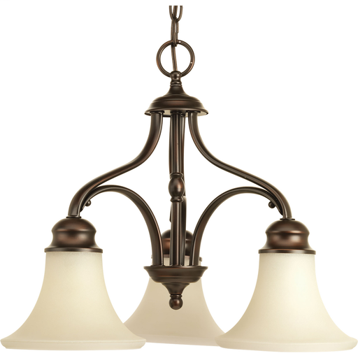 Mayer-Applause Collection Three-Light Chandelier-1