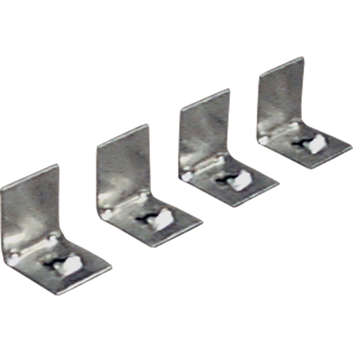Recessed Accessory Plaster Frame Clips