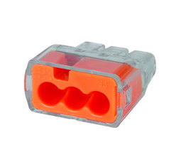 IDE 30-1033J 12AWG PUSH-IN 3-PORT 250 JAR