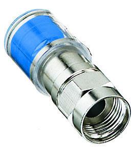 IDE 89-044 RG6 COMPR CONN OMNI 50 CT JAR