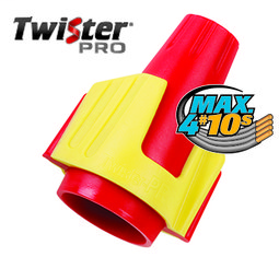 IDE 30-144 TWISTER-PRO CONNECTR,BOX OF 50