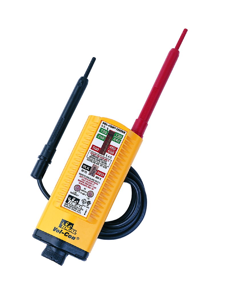 Ideal Electrical Testers : Ideal