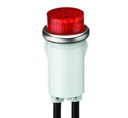 IDE 777111 125V RED IND LIGHT