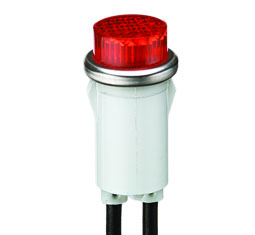 IDE 777111 125V RED IND LIGHT