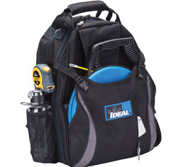 Dual Compartment Tool Backpack
