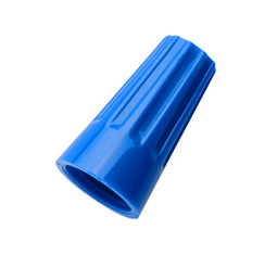 IDEA 30-072 22-14AWG 300V BLUE BOX OF 100 WIRE-NUT WIRE CONNECTOR