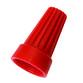 Buchanan,WT6-1,WIRE-TWIST CONN.,RED,BOX100