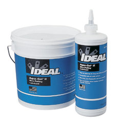 IDEAL 31-371 1-Gal Aqua-Gel II Cable Pulling Lubricant, Bucket