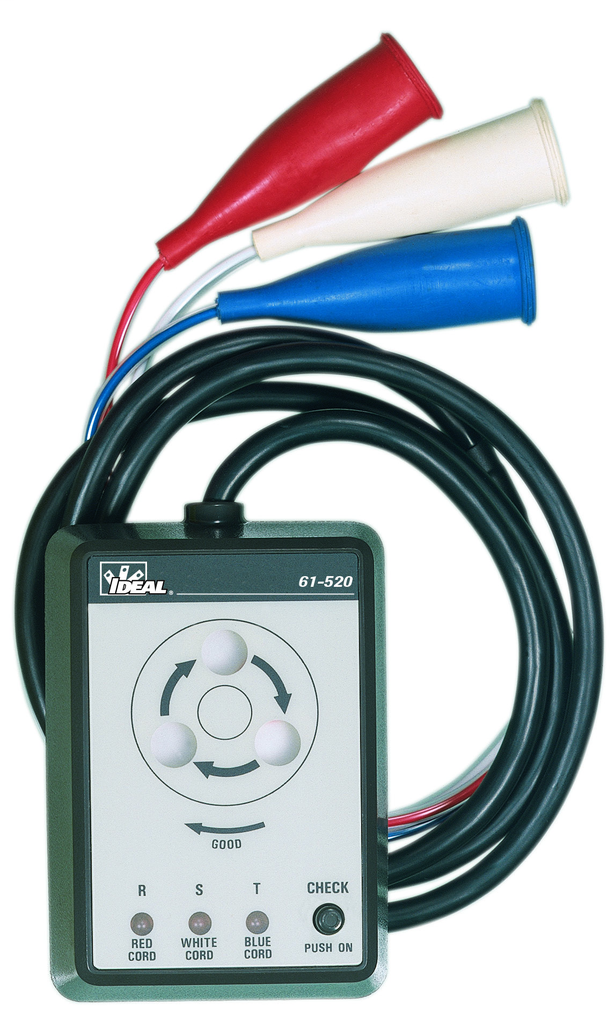 IDEAL 3-Phase Sequence Tester