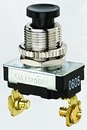 Miniature Pushbuttons, Switches & Pilot Lights