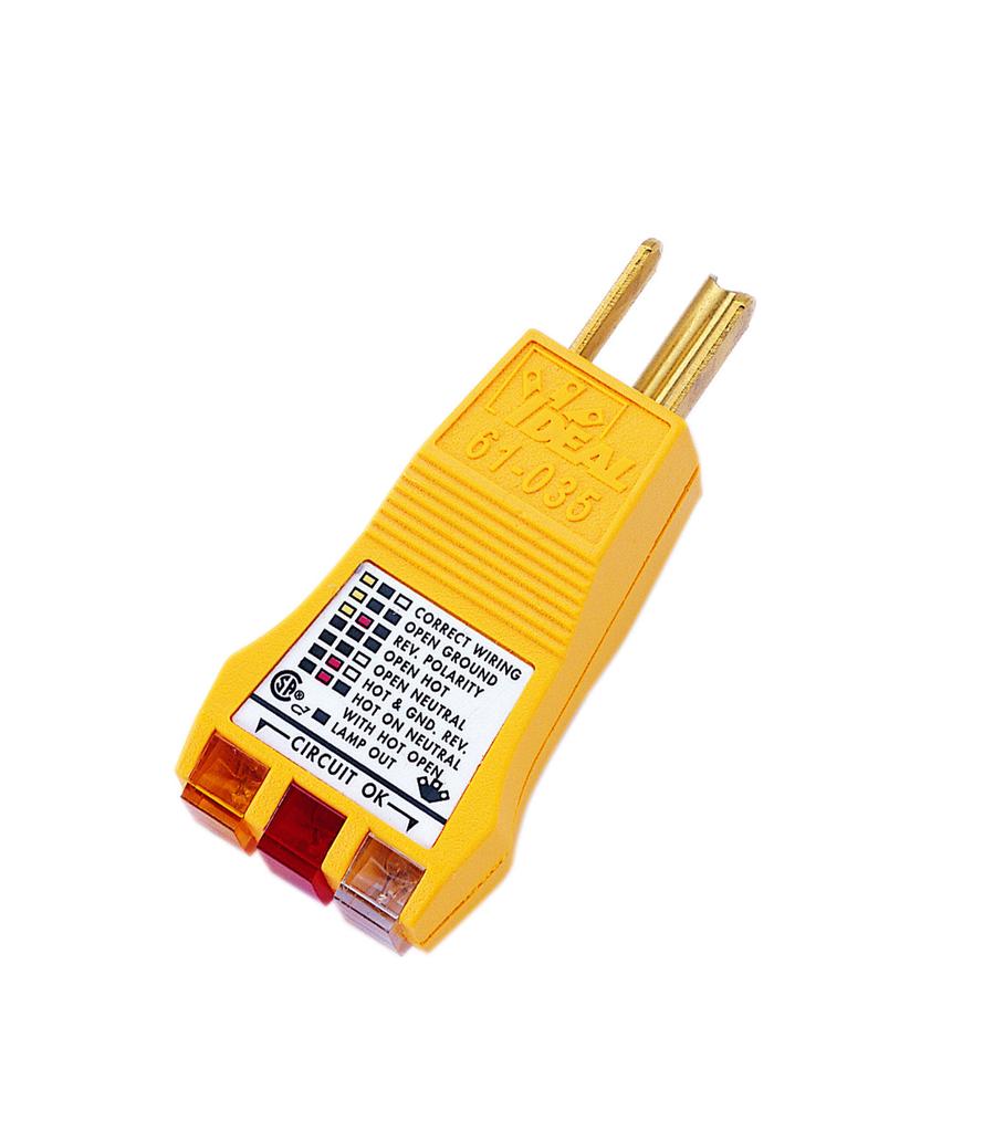 E-Z Check® Circuit Tester