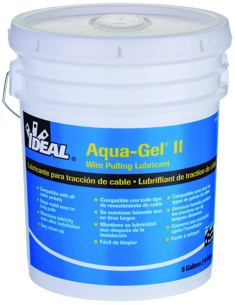 Aqua-Gel® II, 5-Gallon Bucket