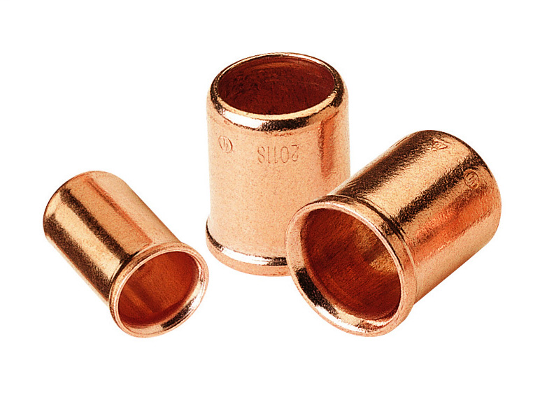 Copper Crimp Connector, 18 - 10 AWG