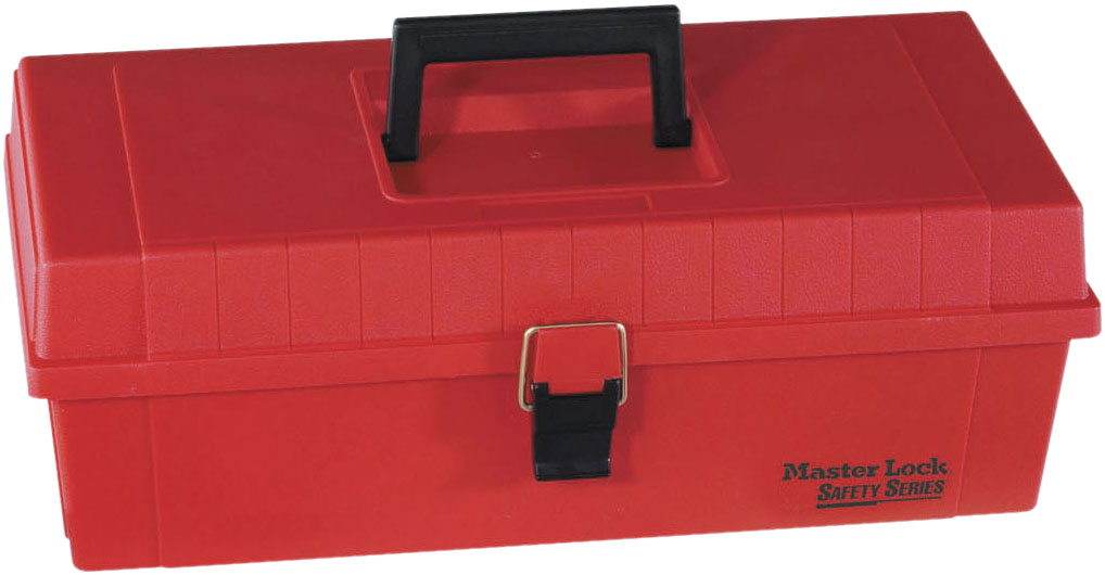 IDEAL IA-3241 RED TOOL BOX
