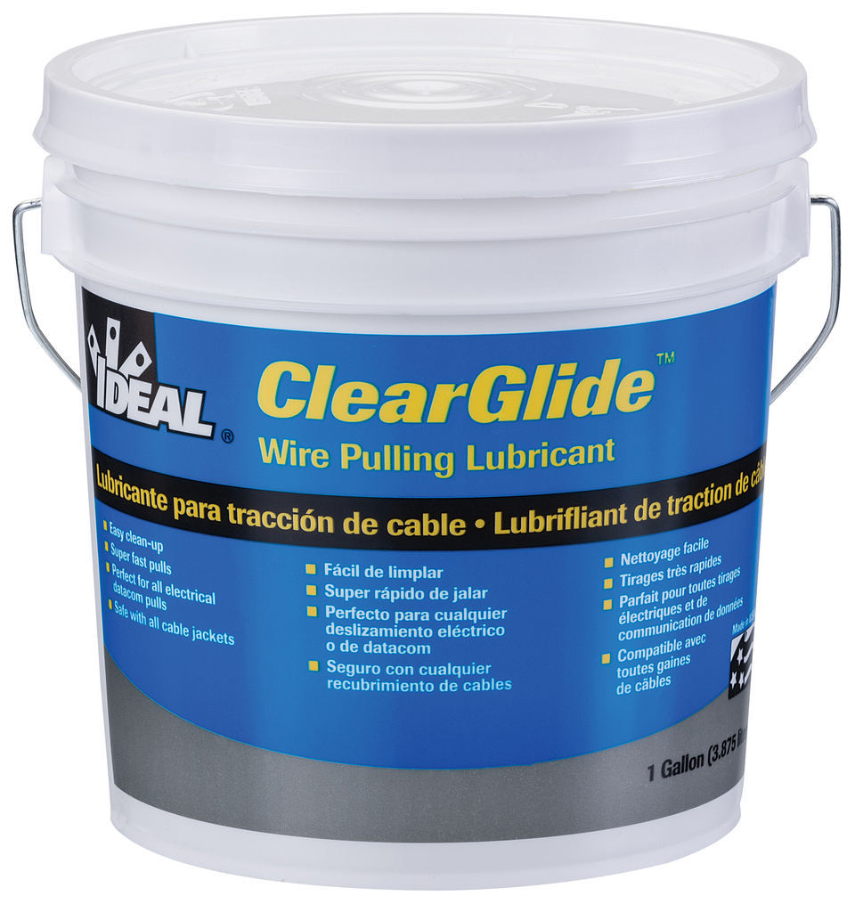 Ideal Industries 31-381 1 Gallon Bucket Wire Pulling Lubricant