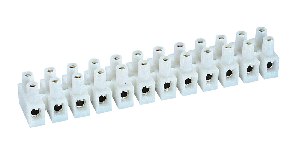 Ideal Industries 89-610 12-Pole Terminal Block