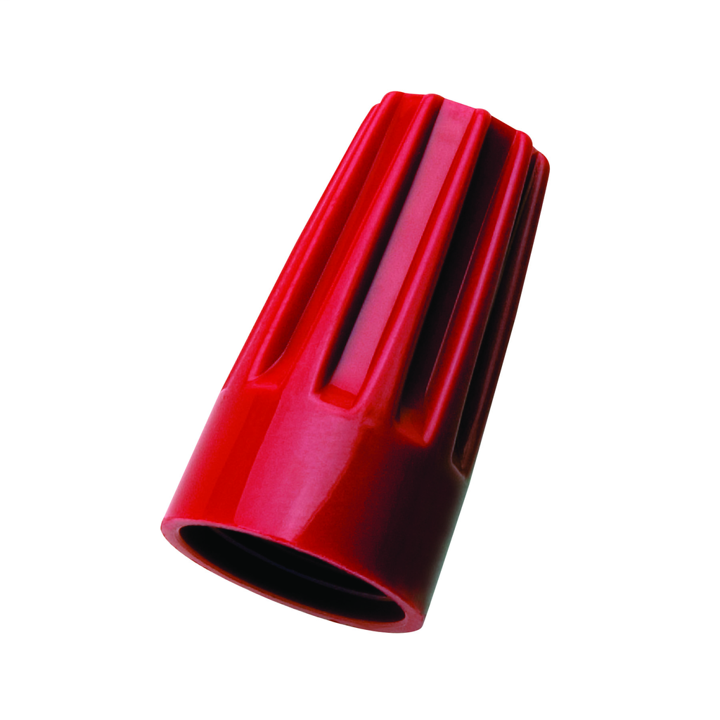 Ideal Industries 30-076 100/Box Wirenut Red Wire Connector