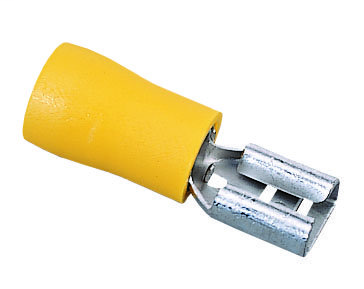 Ideal Industries 83-9601 C/US UL Listed 12-10 AWG 300 Volt Vinyl Insulated Disconnect Terminal